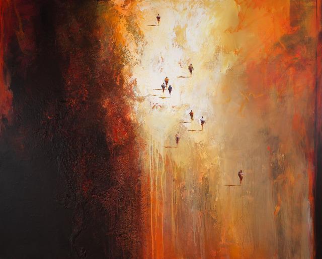 , 'Exodus,' , Wentworth Galleries
