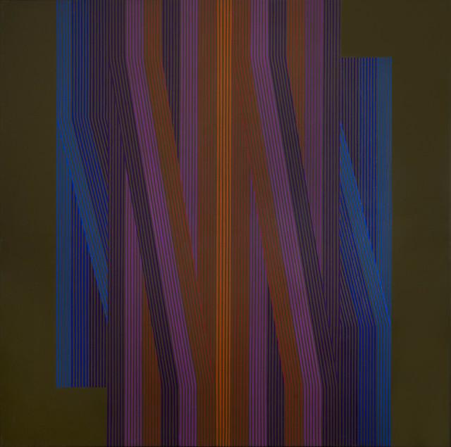 , 'Interacción n10,' 1968, Museo de Arte Contemporáneo de Buenos Aires