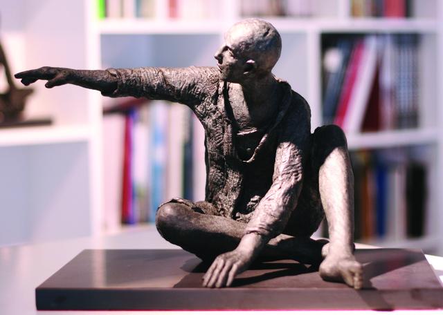 , 'Bronze #124,' 2014, Galerie de Bellefeuille