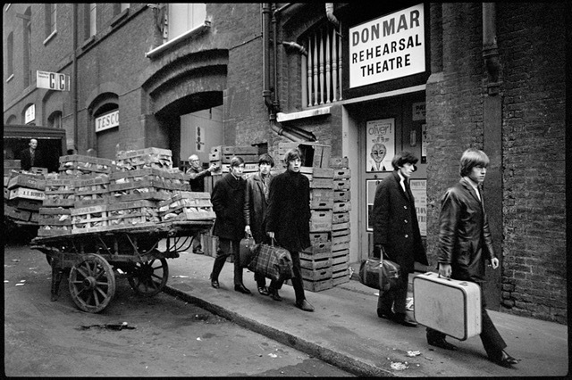 Terry O'Neill, 'The Rolling Stones, London ', 1963, Mouche Gallery