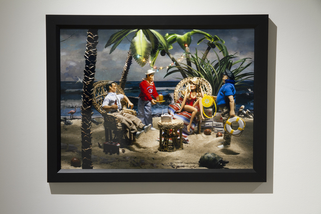 Diana Thorneycroft, 'On the Beach (at Gilligan's Island)', 2012, Art Mûr