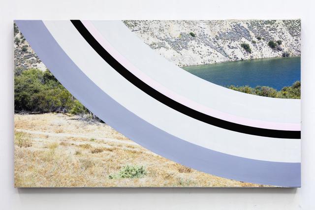 , 'Track,' 2015, Luis De Jesus Los Angeles