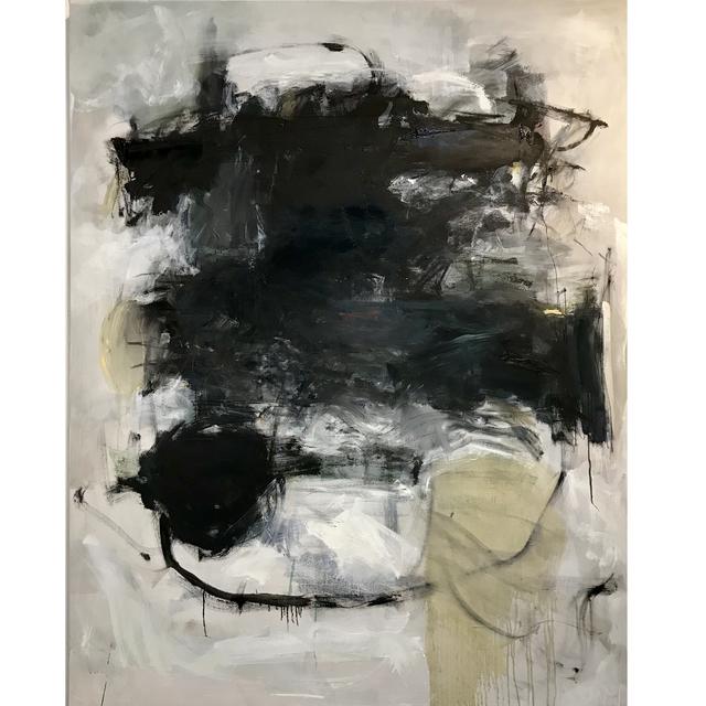 , 'Fade to Black,' 2018, Petroff Gallery
