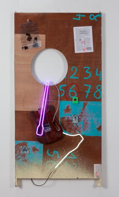, '1 2 3 4 5 6 7 8,' 2018, Galerie Nathalie Obadia