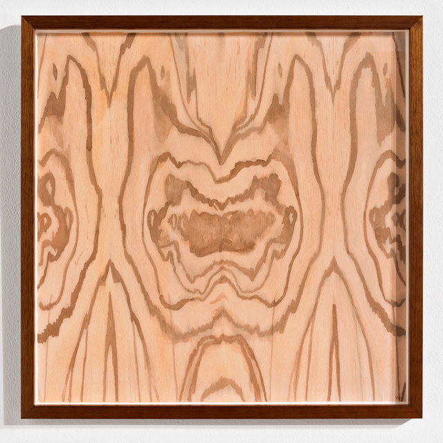 , 'Wood Veneer I,' 2016, Alter Space