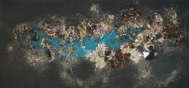 , 'Memory in Water - Night 在水一方-夜 ,' 2018, Harmony Art Gallery