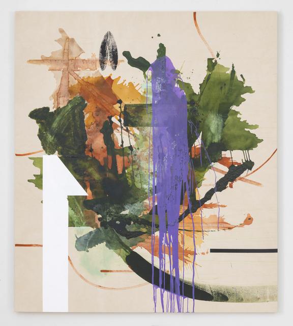 , 'Flitted Seed,' 2019, Pilar Corrias Gallery
