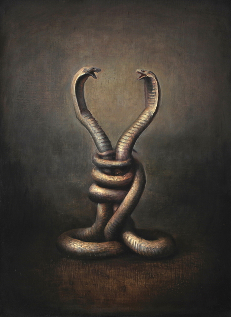 , 'Cobras,' , Booth Gallery