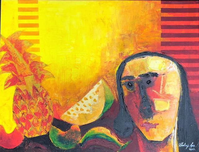 Vladimar Cora, ' Bodegon Persiana', Ethos Contemporary Art