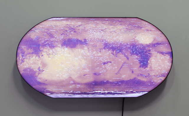 , 'Earth,' 2012, Carroll / Fletcher