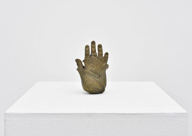 , 'Main Fenouil,' 1986, Galerie Mitterrand