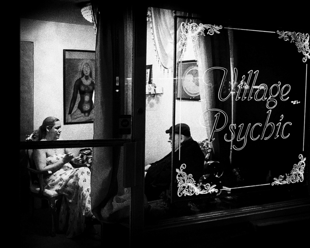 , 'Village Psychic,' , Soho Photo Gallery