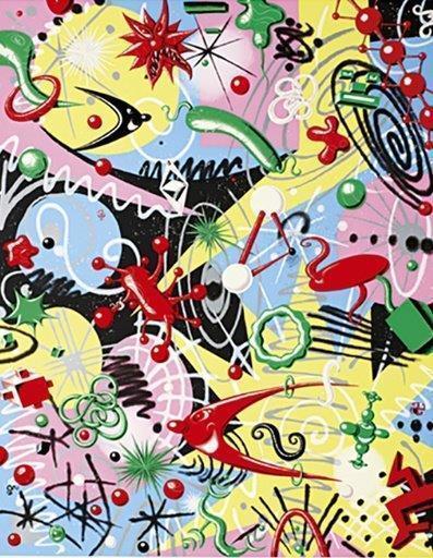 Kenny Scharf, 'Grammy', 1997, Digard Auction