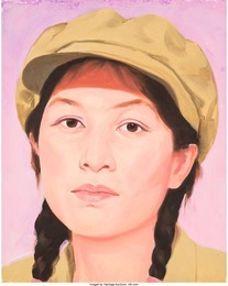 Untitled (from Chinese Girl series)