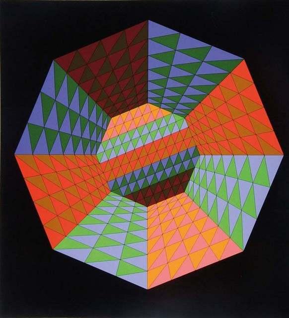 Victor Vasarely, 'untitled', Unknown, Kunzt Gallery