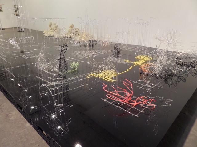 , 'Thin Spaces,' 2015, Amos Eno Gallery