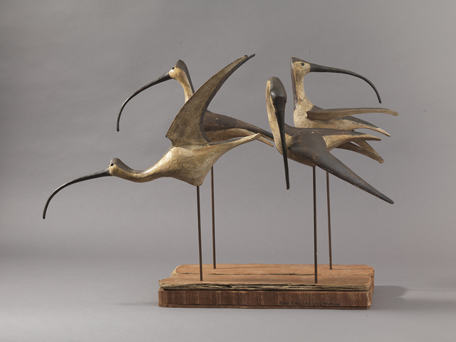 , 'Four Curlews II,' , Dowling Walsh