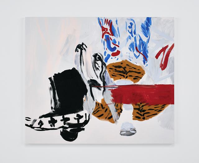 , 'LOVEDBYGIRL,' 2015, Nicodim Gallery