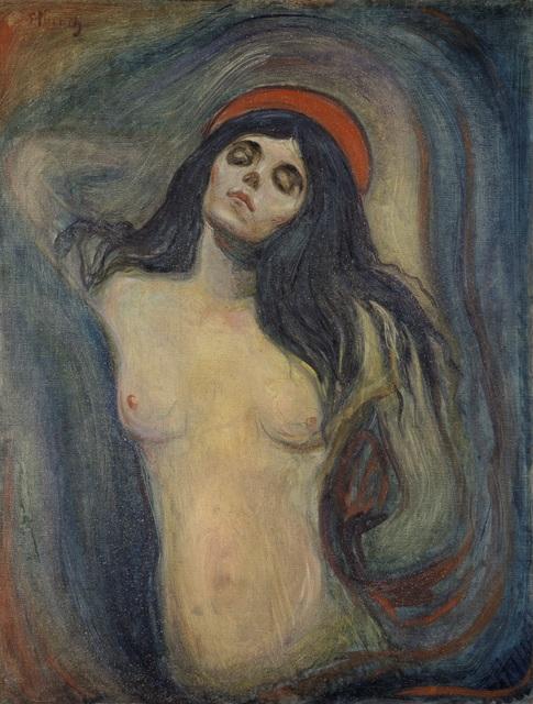 , 'Madonna,' 1894, Munch Museum