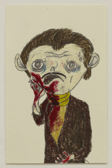 , 'Steve Buscemi,' 2015, Tomio Koyama Gallery
