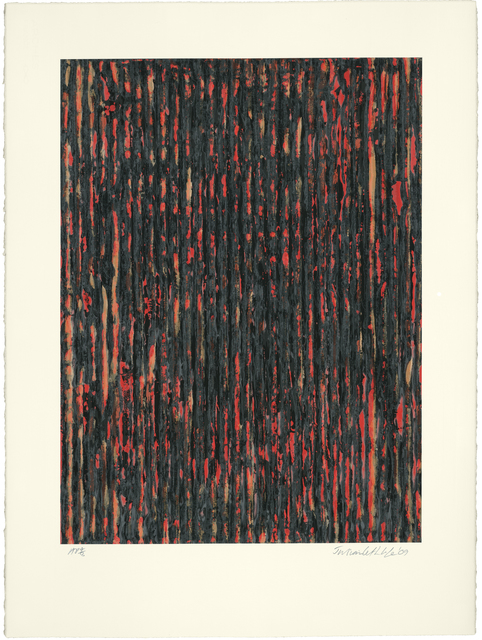 , 'Insert,' 2009, Universal Limited Art Editions