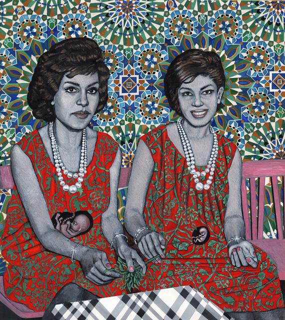 , 'Children of Revolution,' 2019, Kristin Hjellegjerde Gallery