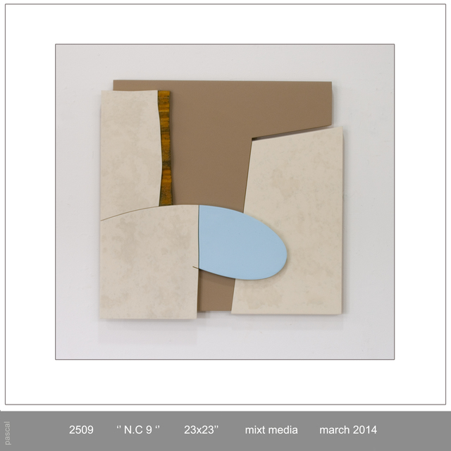 , 'N.C 9,' 2014, GF Contemporary