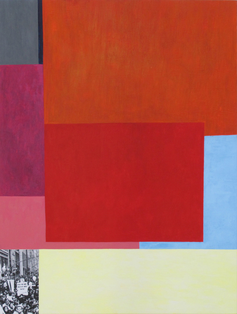 , 'Red Day 1966, #2,' 2010, Taymour Grahne Gallery