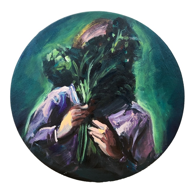 Yassine Balbzioui, 'Weed 2', 2019, Kristin Hjellegjerde Gallery
