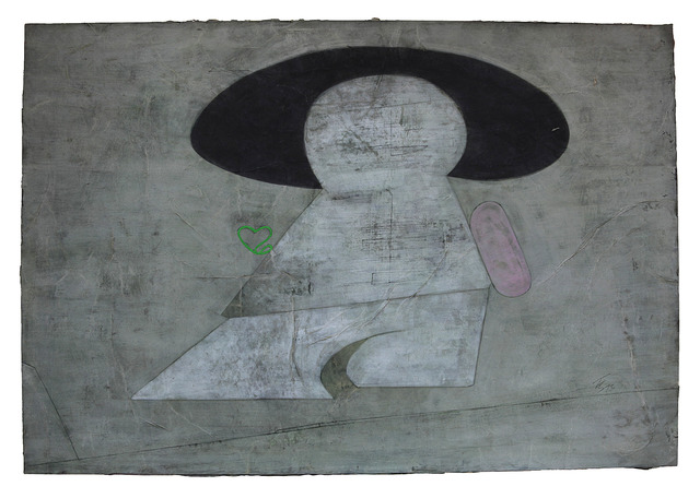 , 'The Doll,' 2013, Gallery Espace