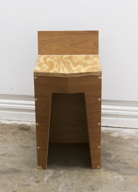 , 'Chair with Interior,' 2014, Galleri Urbane