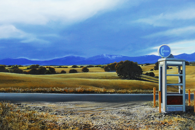 Glenn Ness, 'Call from the Road', 2015, Sue Greenwood Fine Art