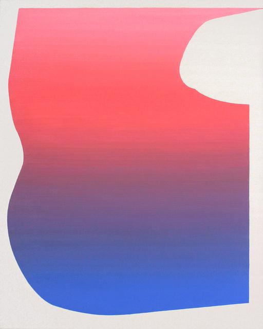 , 'Large Gradient,' 2015, Galerie Van der Planken