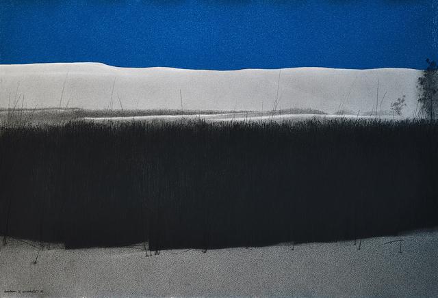 , 'Landscape 8,' 2015, Hafez Gallery