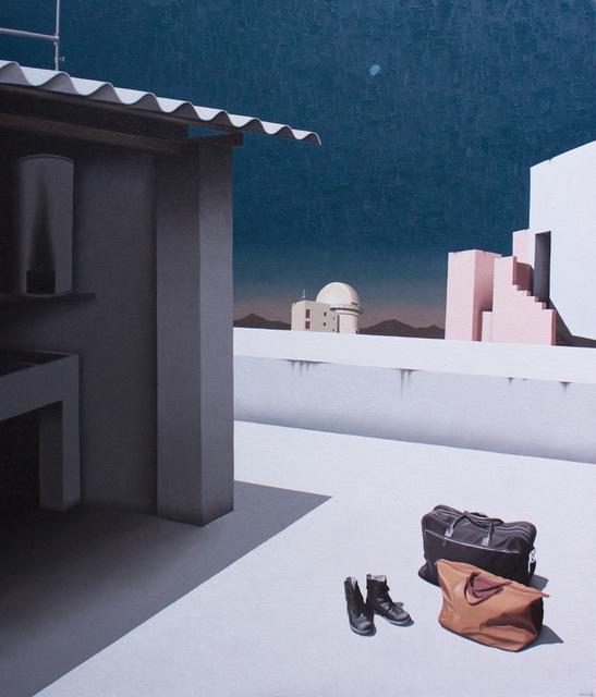 Samuel Melendrez, 'El Equipaje', 2018, Galeria Oscar Roman