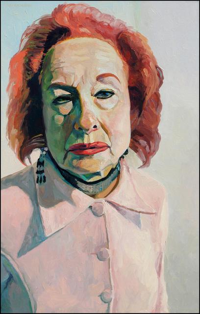 Laura Alexander, 'Olivia, Pink Coat', 2004, Mana Contemporary