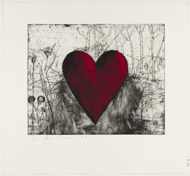 , 'The Little Heart in the Landscape,' 1991, michael lisi / contemporary art