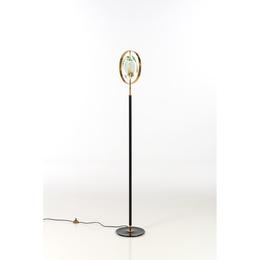 Model No. 2020 called microphone; floor lamp