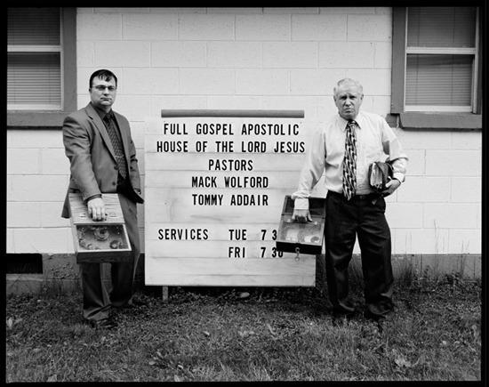 , 'Pastors,' , Milk Gallery