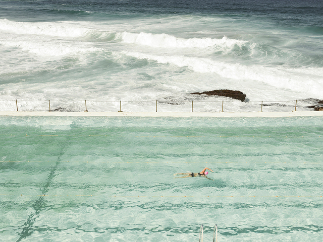 , 'Bondi Baths, Sydney, Australia,' 2011, Local