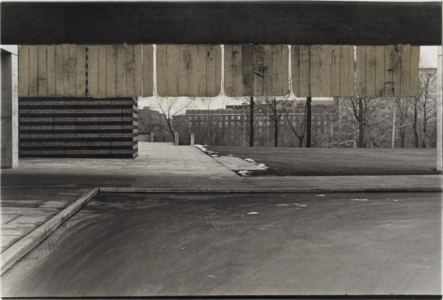 , 'Proposal for Taped Project Cleveland Museum of Art,' 1971, Henrique Faria Fine Art