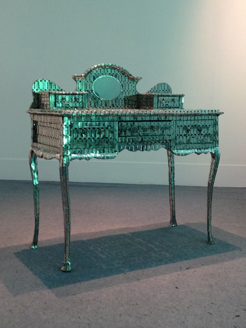 , 'My Mother's dressing table,' 2014, Pi Artworks Istanbul/London