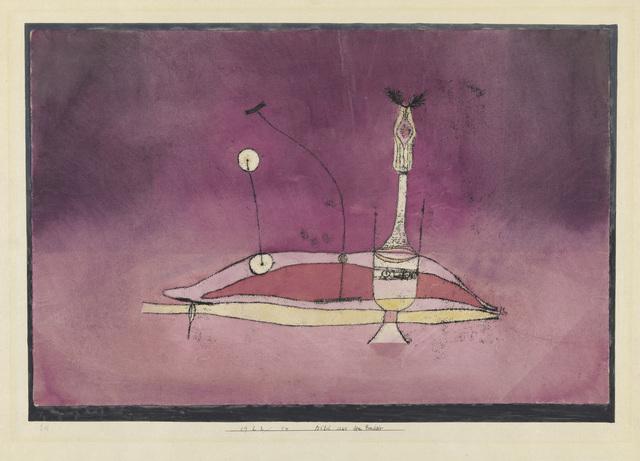 , 'Image Tirée du Boudoir,' 1922, Centre Pompidou