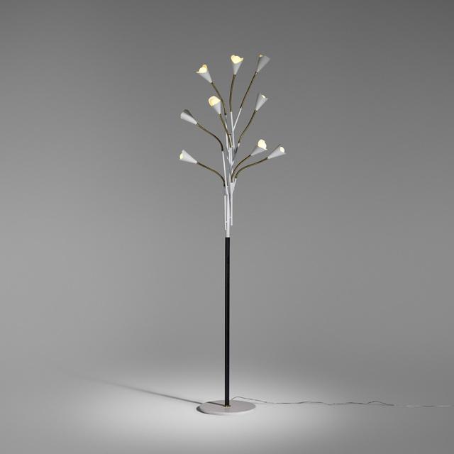 Stilnovo, 'floor lamp', c. 1960, Wright