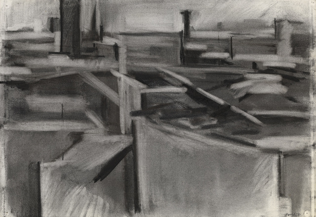 , 'Rooftops in London  ,' 1967, Waterhouse & Dodd