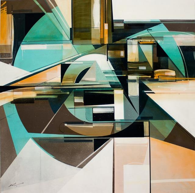 , 'Circulación templo,' 2014, Celaya Brothers Gallery