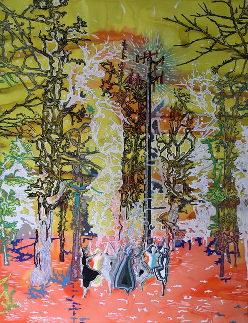 , 'Harmonic Convergence,' 2016, Charles A. Hartman Fine Art