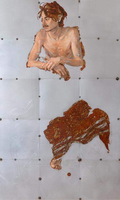 , 'Conversation Piece (b),' 2017, Accesso Galleria