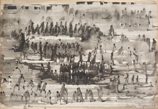 , 'Nocturne ,' 1968, October Gallery