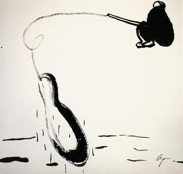, 'Fishing,' 2011, Alisan Fine Arts